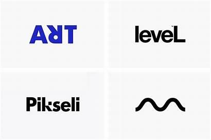 Minimal Creative Designs Clever Logotypes