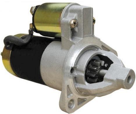 starter motor replacement repair    quote