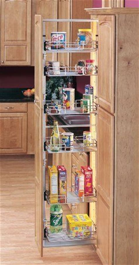pull out pantry cabinets for kitchen 1000 images about pull out pantry hardware on 9176