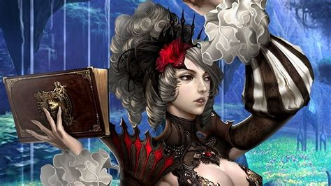Atlantica Online Full HD Wallpaper and Background Image
