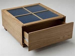 Table Avec Rangement : table avec rangement pour optimiser l 39 espace ~ Teatrodelosmanantiales.com Idées de Décoration