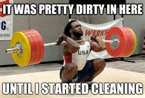 Cleaning Meme - top 5 crossfit memes of 2014 sweat rx magazinesweat rx magazine