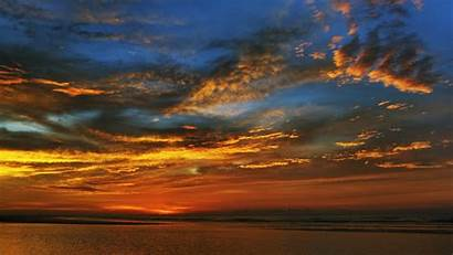 Summer Sunset Wallpapers Darwin Australia End Ocean