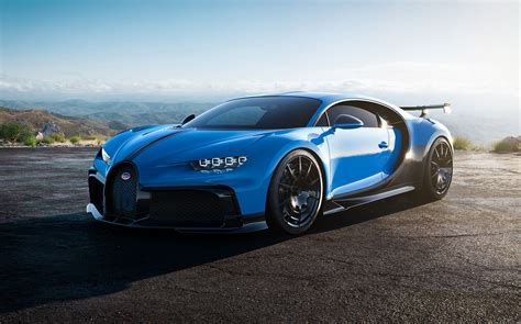 The result is a unique creation of enduring value, and breathtaking automotive. Lighter, faster £2.6m Bugatti Chiron Pur Sport unveiled