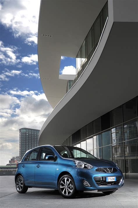Micra Updated With A Wide Ranging Round Of Changes Inside