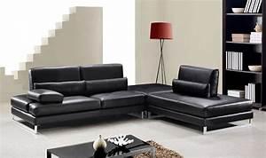 25 leather sectional sofa design ideas eva furniture for Design sectional sofa online