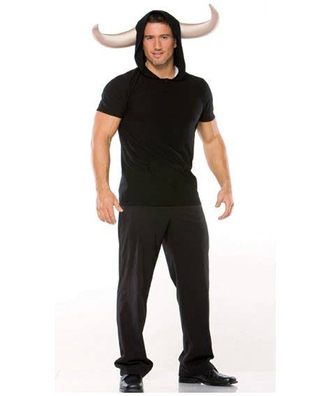 Bull Costume - Adult Costume - Animal Halloween Costume at