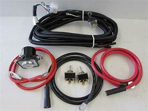 Meyer Snow Plow E47 E46 E60 Complete Wiring Kit Toggle