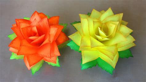 basteln mit papier blumen basteln mit papier diy blumen basteln mit kindern origami