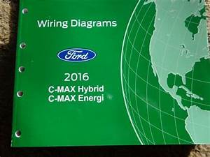 Buy 2016 Ford C Factory Wiring Diagram Manual Motorcycle In La