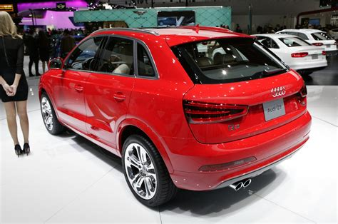 Audi Truck by Confirmed 2015 Audi Q3 Small Crossover Headed To America