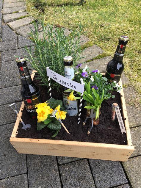 geldgeschenk 80 geburtstag mann geldgeschenk mann biergarten basteln geschenke ideen f 252 r geschenke geschenkideen