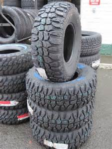 Cooper Mud Claw Tires