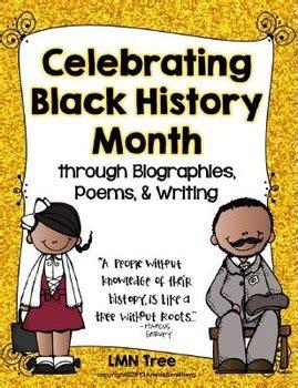 black history preschool songs celebrating black history month through biographies poems 142