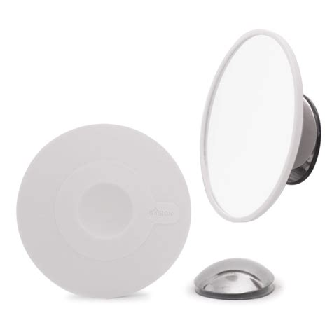 spiegel mit saugnapf spiegel mit saugnapf weiss 15x vergr 246 sserung
