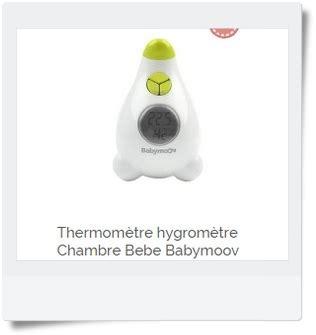 thermomètre hygromètre chambre bébé ma liste d 39 envies chez bébé concept pour num6 wishlist