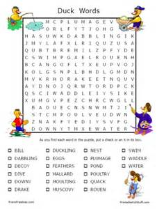 Fun Puzzle Worksheets Printable