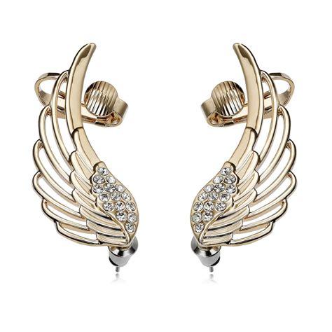 Angel Wing Ear Cuff Earring