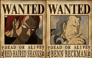 One Piece Shanks Crew Wallpapers Full Hd Cinema