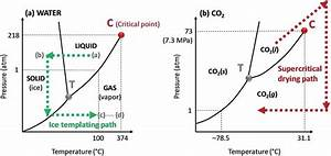 Carbon Dioxide Phase Diagram Water