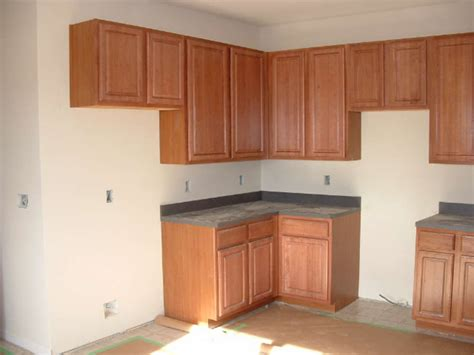 Kitchen Cabinets Pre Built Cabinets Home Depot Built In