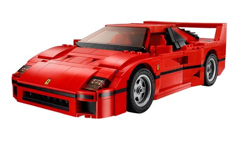 Lego F40 Announced Iconic 1987 Supercar S Blockbuster By Car Magazine