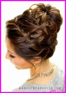 Cute hairstyles for long hair step by LivesStar