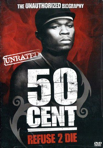 50 Cent  Refuse 2 Die The Unauthorized Biography Dvd (2005)  New Line Home Video Oldiescom