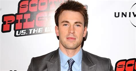 Chris Evans Fans Share Photos of His Dog Dodger to Combat ...