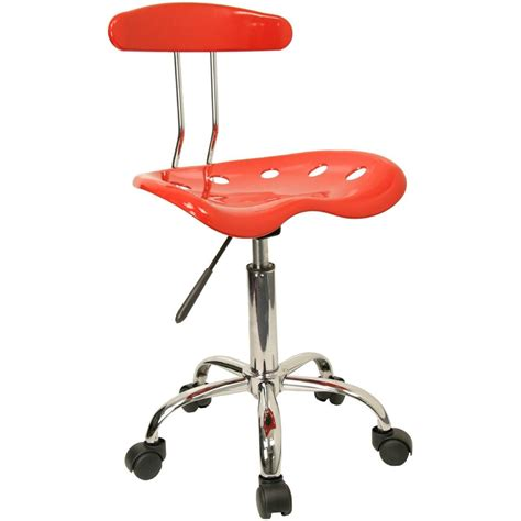 best tractor seat chrome metal computer task desk office