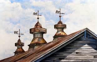 Barn Roof Cupolas