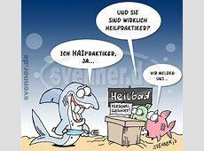 Cartoon Der HaiPraktiker svennerde