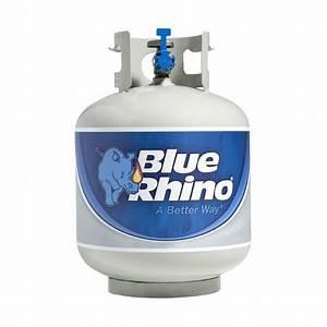 Blue Rhino Propane Tank Standard Exchange