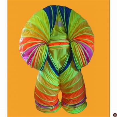 Slinky Human Costume Bag Version Redcircleshop