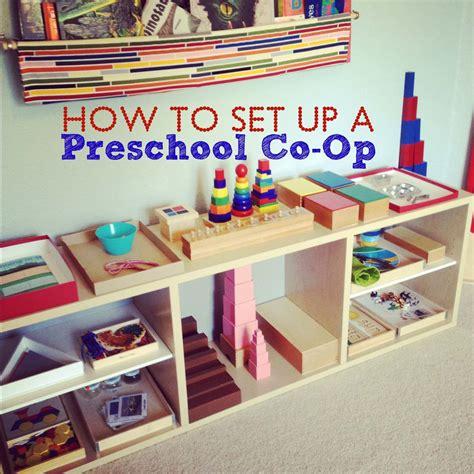 how to start a preschool co op homeschooling 192 | c8b3ec5c34d575da7435896cb798f26f
