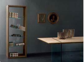 Bibliotheque Verre : biblioth que en bois et verre tetris ~ Voncanada.com Idées de Décoration