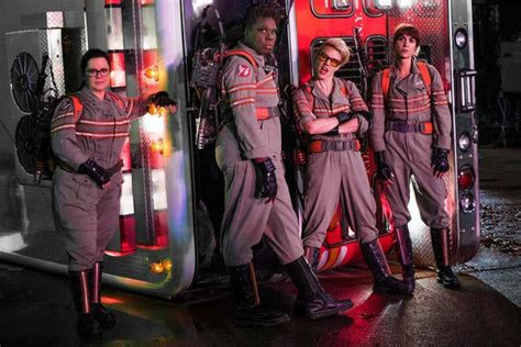 ghostbusters review girls rule women  funny