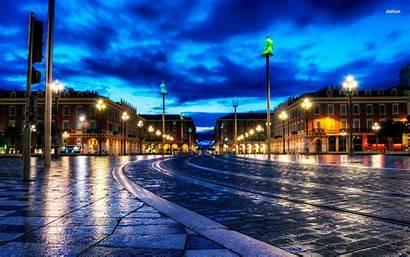 Night Street Background 1080p Pc Popular