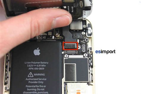 nappe tactile iphone 4 tutoriel d 233 crivant le changement de l ensemble 233 cran sur un iphone 6