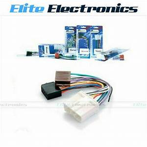 Iso Wiring Harness Loom For Mitsubishi Colt Magna Mirage