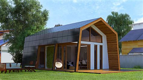Prefabricated Home : Ecokit's Modular Prefab Cabins Are Sustainable And Arrive