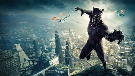 Black Panther 10k Poster, Hd Movies, 4k Wallpapers, Images