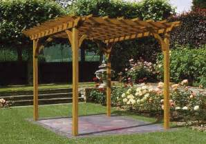 pergola design how to select from the various types of wooden pergola plans homes and garden journal