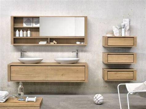 Badezimmer Spiegelschrank Design by Badm 246 Bel Set Aus Massivholz Spiegelschrank Mit Seitlichen