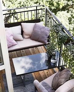 Balkon Ideen Für Kleine Balkone : sitzecke f r kleinen balkon ~ Bigdaddyawards.com Haus und Dekorationen