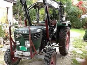 Mini Traktor Mit Frontlader : traktor deutz 5006 mit frontlader baas 2 nutzfahrzeuge ~ Kayakingforconservation.com Haus und Dekorationen