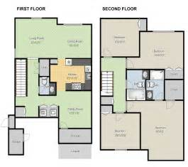 create floor plans for free with large house floor plans freeterraced house for - Free Floor Plan