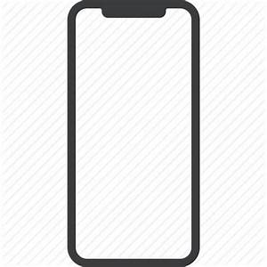 Apple, device, iphone, iphonex, mobile, x icon | Icon ...