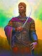 Byzantine Emperor Constantine XI, 1453   Byzantine empire ...