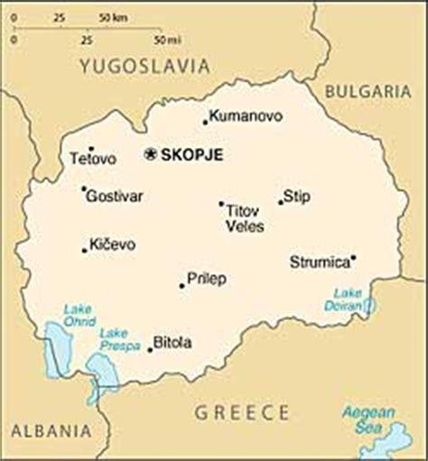 macedonia - geografia - popolizio.com